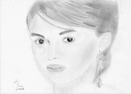 Keira Knightley by Lilie44